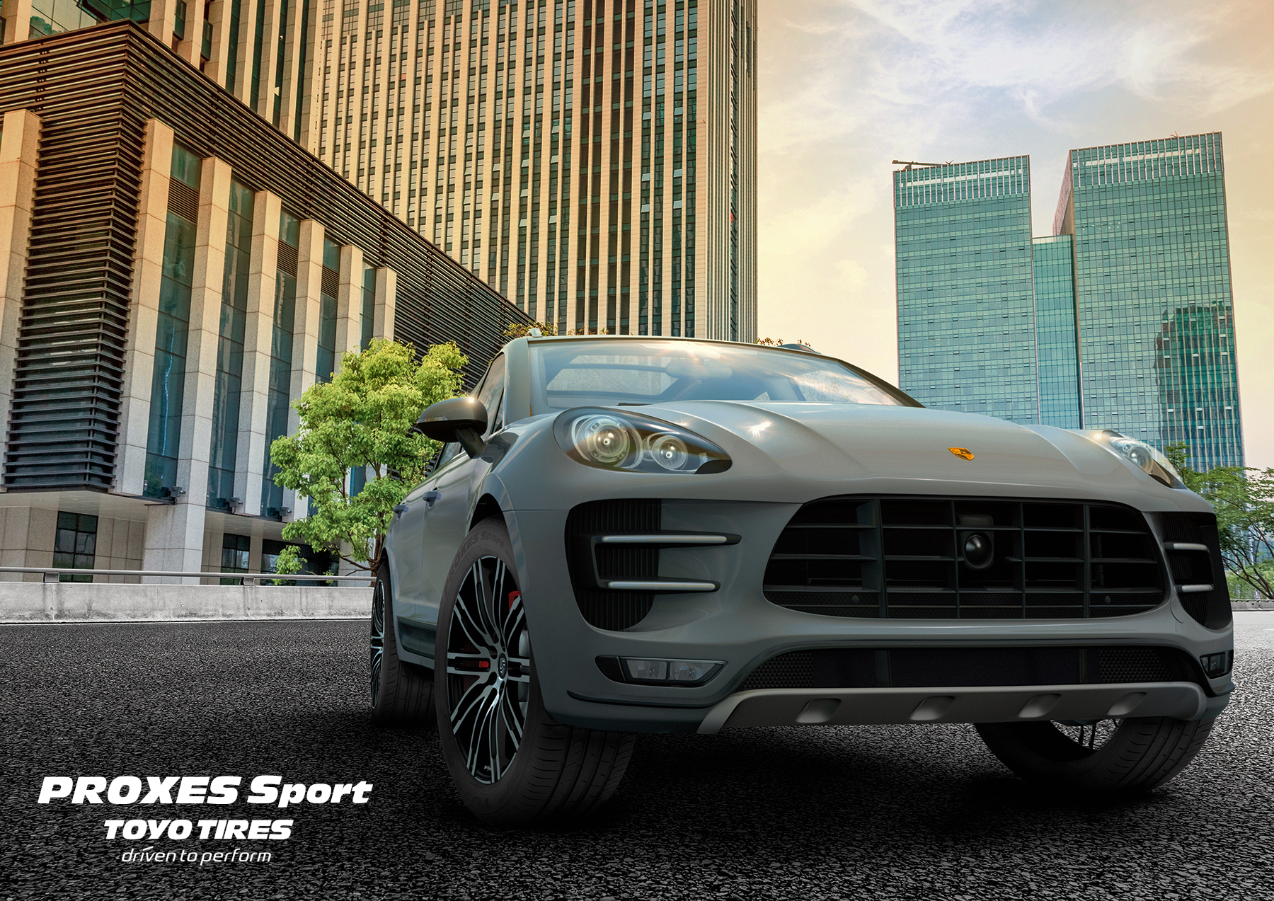SPORT Proxes SUV FIRE